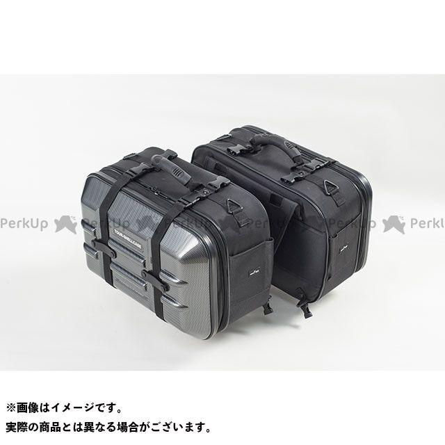 TANAX ツーリング用ボックス MOTO FIZZ ツアーシェルケース2(カーボン柄) タナックス
