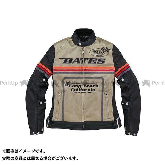 BATES ジャケット BJL-M1831RS 2Way メッシュジャケット(サンド) サイズ:レディースM ベイツ