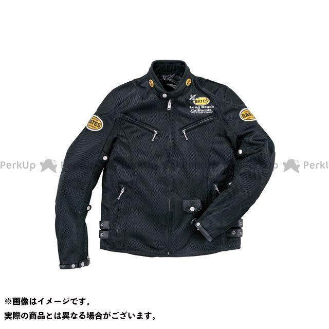 BATES ジャケット BSP-1 2Wayメッシュジャケット(ブラック) サイズ:L ベイツ
