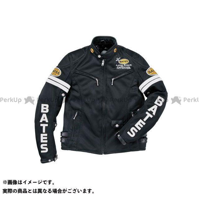BATES ジャケット BSP-2 2Wayメッシュジャケット(ブラック) サイズ:L ベイツ