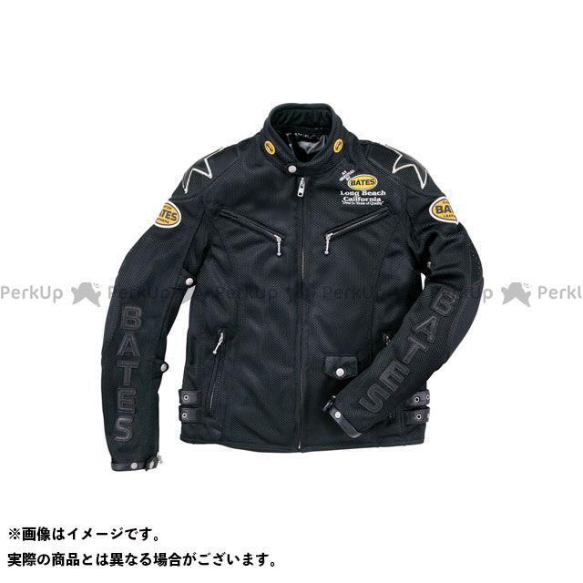 BATES ジャケット BSP-3 2Wayメッシュジャケット(ブラック) サイズ:L ベイツ