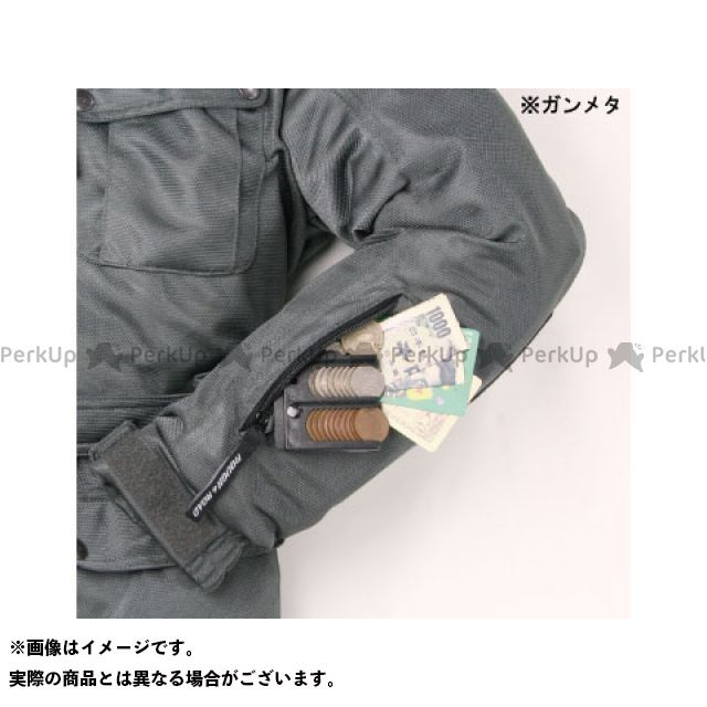 ラフアンドロード ジャケット RR7327 トレックメッシュジャケット カラー:オリーブ サイズ:BLL ラフ&ロード