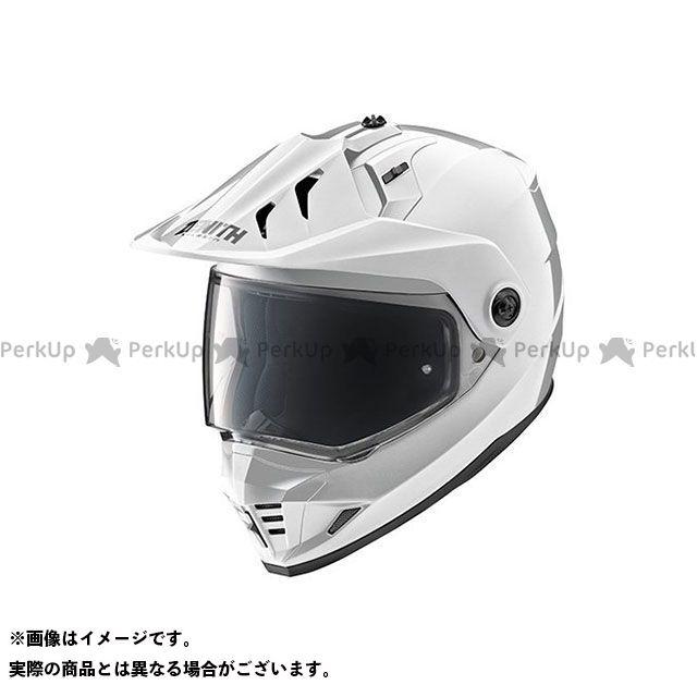 割引も実施中 ワイズギア Y'S GEAR オフロードヘルメット ヘルメット 定価の67%OFF YX-6 GIBSON 57-58cm サイズ:M パールホワイト ZENITH
