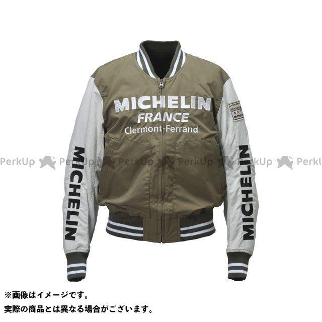 ミシュラン Michelin ジャケット バイクウェア Michelin ジャケット ML18101S アワードジャケット(オリーブ/アイボリー) 2XL ミシュラン