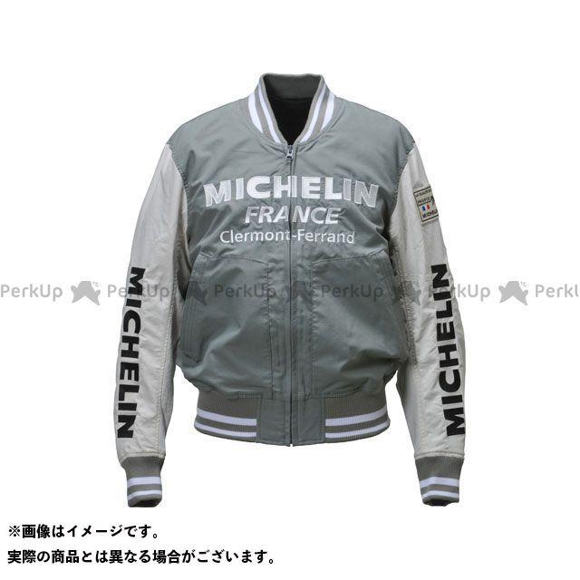 Michelin ジャケット ML18101S アワードジャケット(グレー/アイボリー) サイズ:2XL ミシュラン