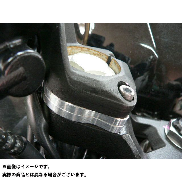 ビートジャパン ニンジャ250 ニンジャ400 ハンドル周辺パーツ ハンドルUPスペーサー 12mm UP ゴールド
