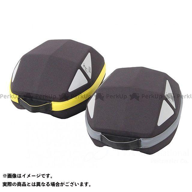 HEPCO&BECKER ツーリング用バッグ タンクバック 「ROYSTER Daypack」 カラー:ブラック/イエロー ヘプコアンドベッカー
