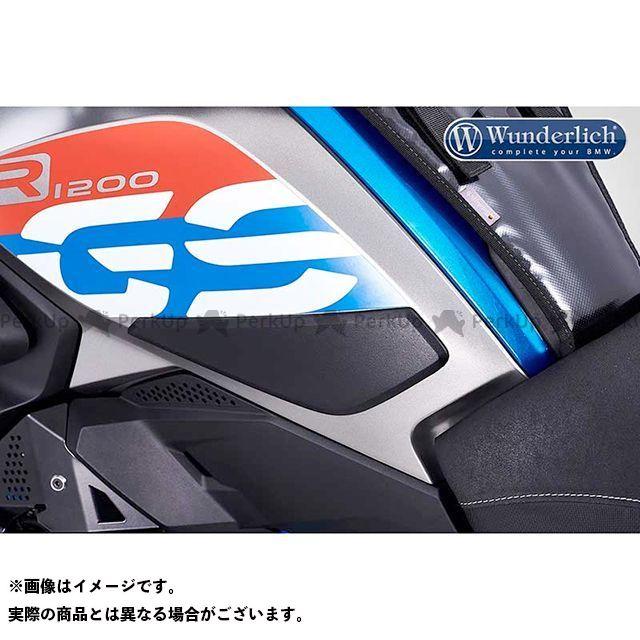 Wunderlich R1200GS タンク関連パーツ タンクパッドキット(ブラック) ワンダーリッヒ