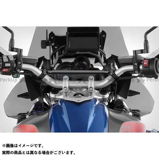 【エントリーで更にP5倍】Wunderlich ハンドル関連パーツ ハンドル クロスバー 300mm カラー:ブラック ワンダーリッヒ