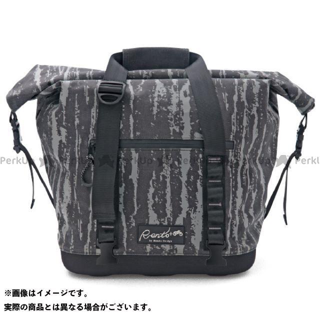 ホンダ ツーリング用バッグ Rentoto WP ソフトラゲッジ(ブラック) Honda