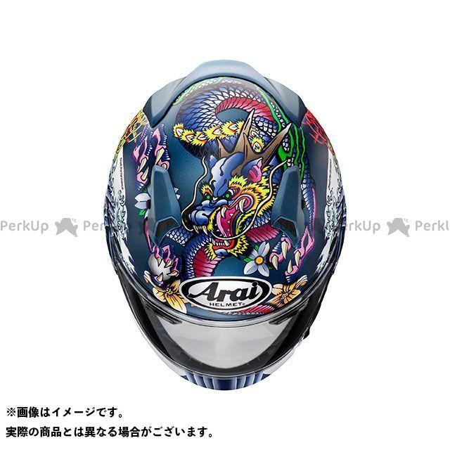 アライ ヘルメット Arai フルフェイスヘルメット XD ORIENTAL(エックス・ディー オリエンタル) ブルー/つや消し 57-58cm