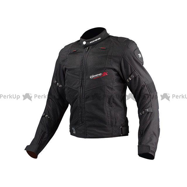 【特価品】KOMINE ジャケット JJ-003 ツアラーメッシュジャケット(ブラック) サイズ:2XL コミネ