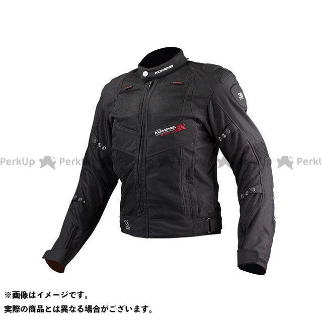 【特価品】KOMINE ジャケット JJ-003 ツアラーメッシュジャケット(ブラック) サイズ:3XL コミネ
