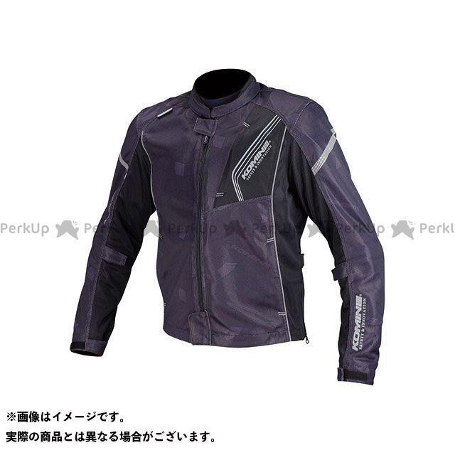 KOMINE ジャケット JK-128 プロテクトフルメッシュジャケット(ブラック) サイズ:M コミネ