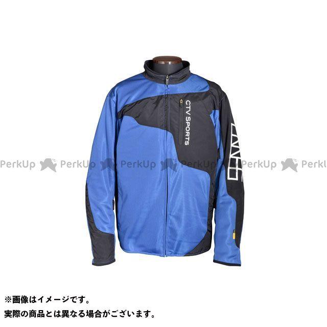 スプーン ジャケット 2018春夏モデル SPB-615 メッシュジャケット(ブルー) M SPOON