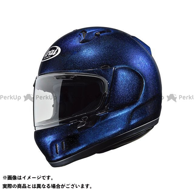 Arai フルフェイスヘルメット 【東単オリジナル】 XD(エックス・ディー) グラスブルー サイズ:55-56cm アライ ヘルメット
