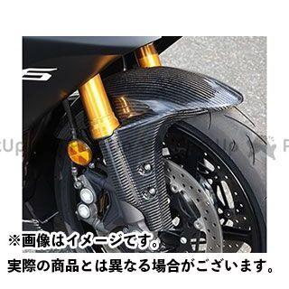 【特価品】Magical Racing YZF-R1 YZF-R6 フェンダー フロントフェンダー 材質:FRP製・黒 マジカルレーシング