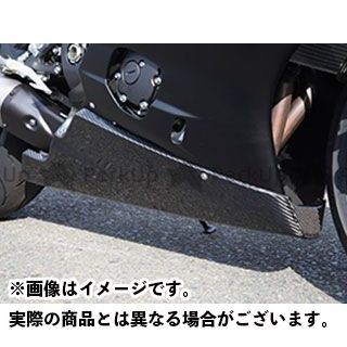 【特価品】Magical Racing YZF-R6 カウル・エアロ アンダーカウル 材質:綾織りカーボン製 マジカルレーシング