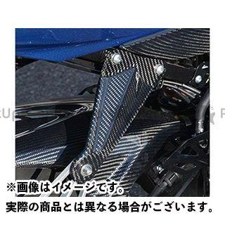 【特価品】Magical Racing GSX-R1000 マフラーステー・バンド マフラーステー 材質:綾織りカーボン製 マジカルレーシング