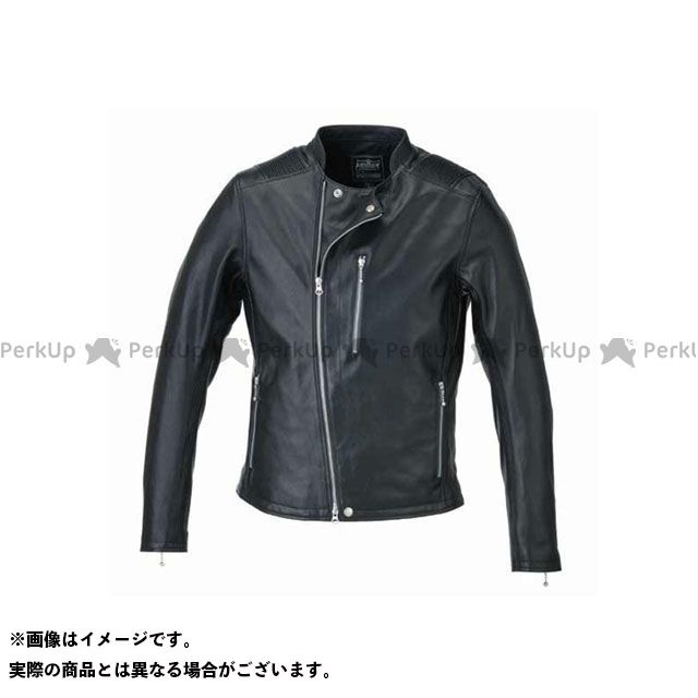 カドヤ ジャケット K'S LEATHER No.1186 ATLAS レザージャケット(ブラック) サイズ:LL KADOYA