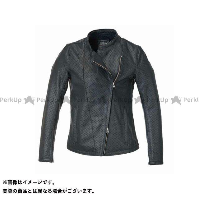カドヤ ジャケット No.1187 K'S LEATHER GRAYCE FIELD レザージャケット(ブラック) サイズ:WM KADOYA