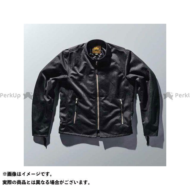 カドヤ ジャケット K'S PRODUCT No.6227 MR-1 メッシュライダースジャケット(ブラック) サイズ:L KADOYA