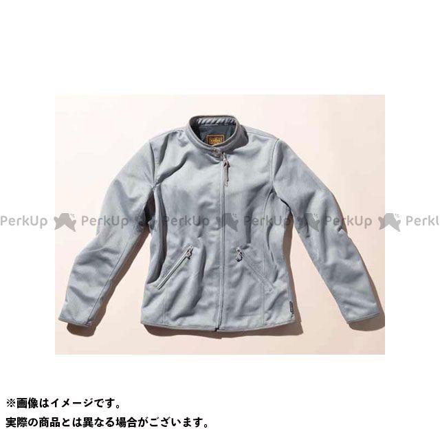 カドヤ ジャケット K'S PRODUCT No.6230 AIMIE レディースメッシュジャケット(グレー) サイズ:WM KADOYA