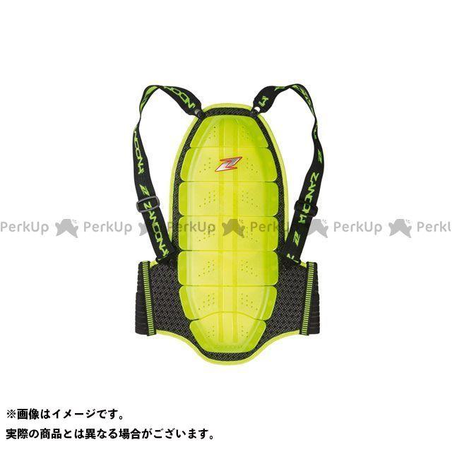 ザンドナ 脊椎パッド(バックプロテクター) シールドEVO x7 超蛍光 1207/HVF(イエロー/ブラック) サイズ:XL ZANDONA
