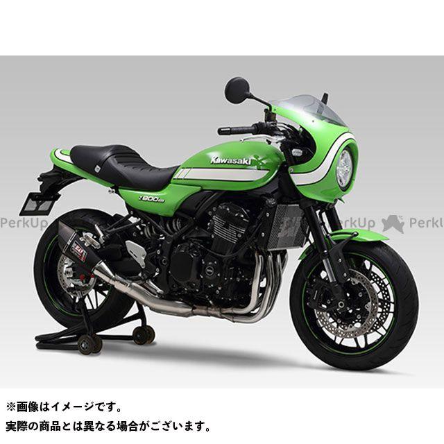 YOSHIMURA Z900RS マフラー本体 Slip-On R-11 サイクロン 1エンド EXPORT SPEC 政府認証 SM