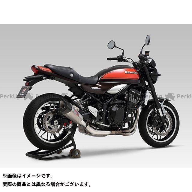 YOSHIMURA Z900RS マフラー本体 Slip-On R-11 サイクロン 1エンド EXPORT SPEC 政府認証 ST