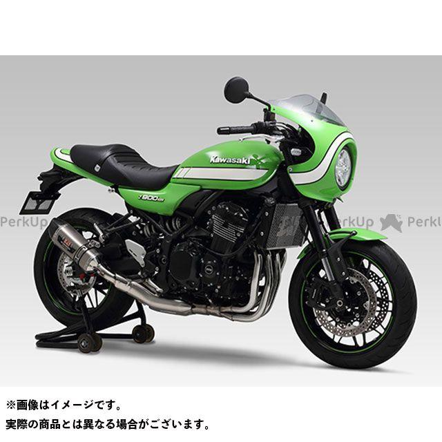 YOSHIMURA Z900RS マフラー本体 Slip-On R-77S サイクロン EXPORT SPEC 政府認証 STC ヨシムラ