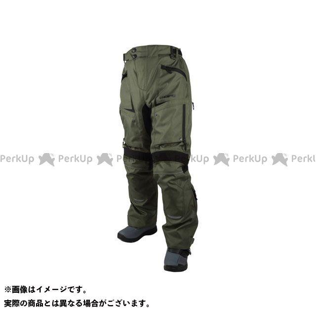 ディーエフジー パンツ ナビゲーター クールパンツ(カーキ/ブラック) サイズ:32 DFG