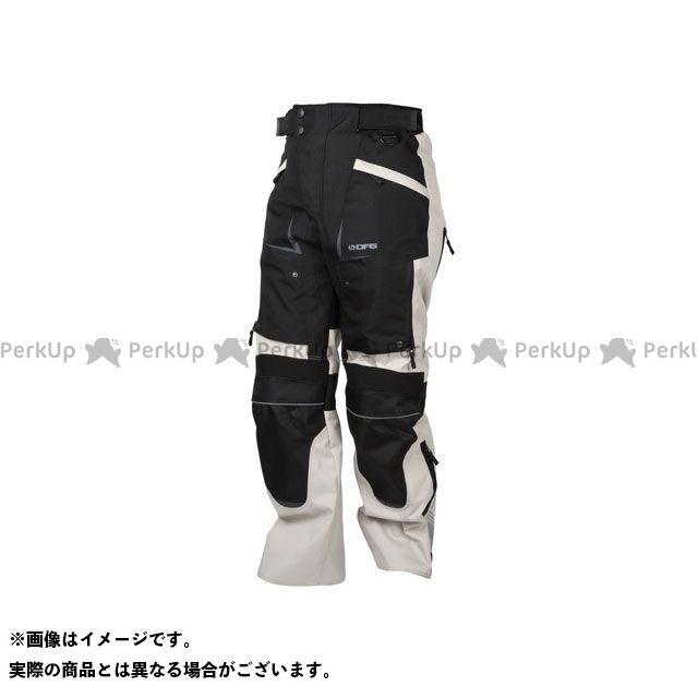 ディーエフジー パンツ ナビゲーター クールパンツ(ブラック/シルバー) サイズ:38 DFG