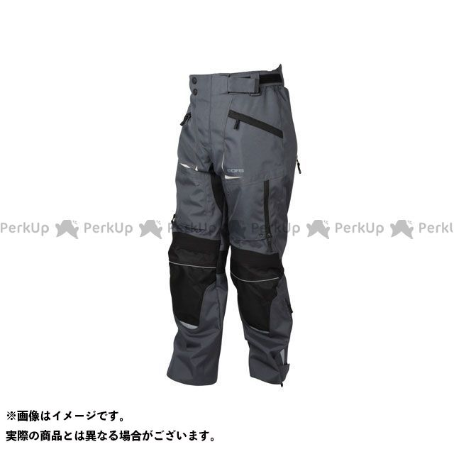 ディーエフジー パンツ ナビゲーター クールパンツ(スチール/ブラック) サイズ:36S DFG