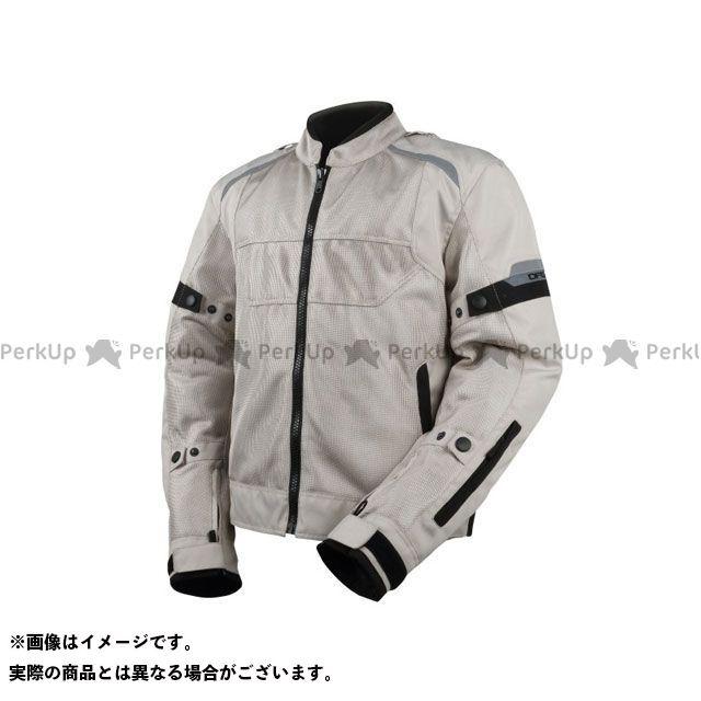 ディーエフジー ジャケット エクスプローラー エアージャケット(シルバー/シルバー) サイズ:XXL DFG