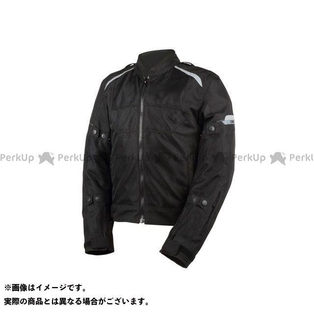 ディーエフジー ジャケット エクスプローラー エアージャケット(ブラック/ブラック) サイズ:L DFG