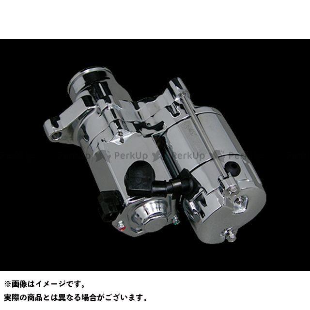 ACCEL その他電装パーツ 1.4kwスターター 06y-6速モデル用 クローム アクセル