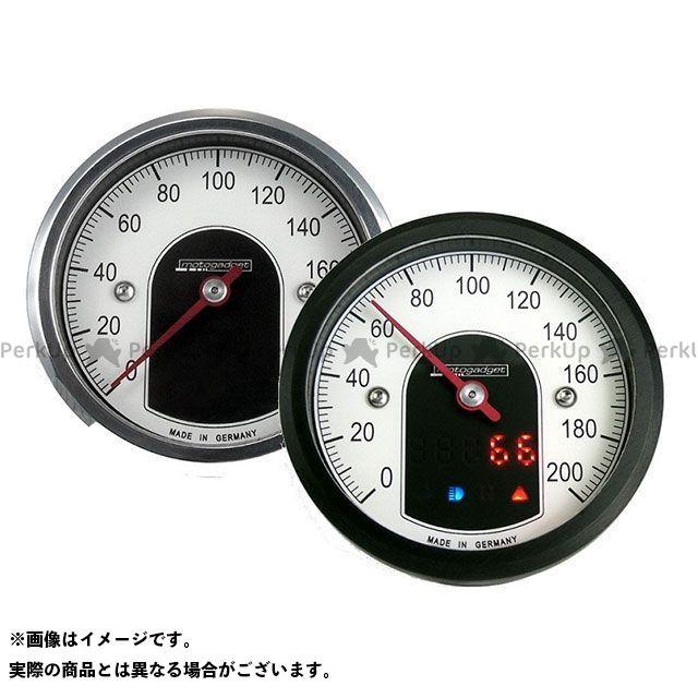 【エントリーで最大P23倍】motogadget 汎用 スピードメーター モトスコープ ティニー ポリッシュ モトガジェット