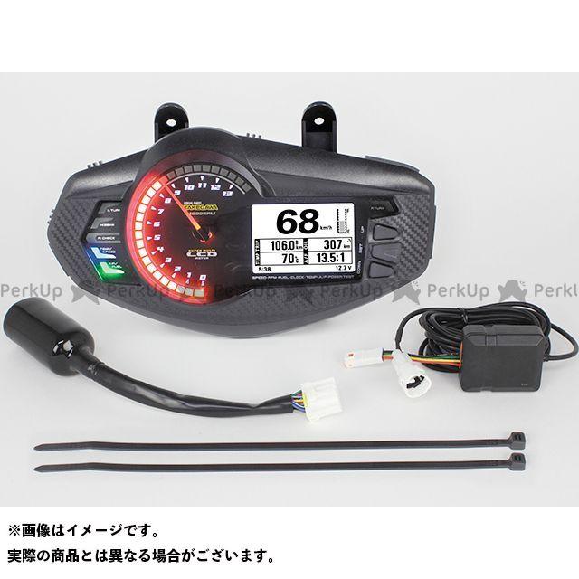 【エントリーでポイント10倍】 SP武川 シグナスX SR メーターキット関連パーツ スーパーマルチLCDメーター