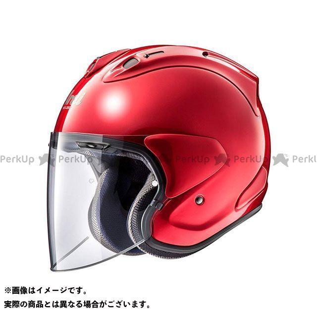 アライ ヘルメット Arai ジェットヘルメット VZ-Ram(VZ-ラム) カームレッド 57-58cm