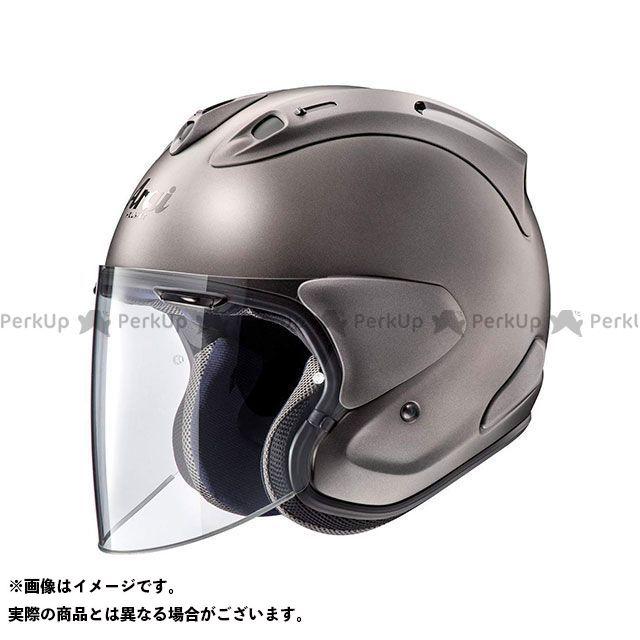 アライ ヘルメット Arai ジェットヘルメット VZ-Ram(VZ-ラム) エムジーグレー 59-60cm