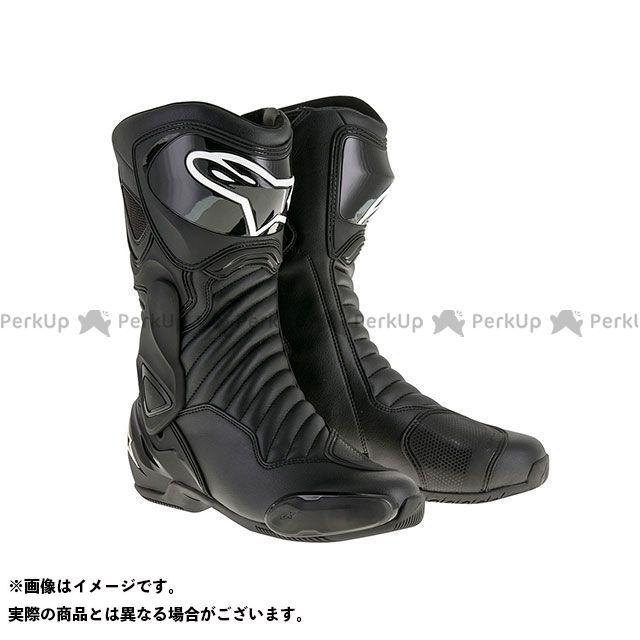 アルパインスターズ レーシングブーツ SMX6 ブーツ(ブラック/ブラック) サイズ:39 Alpinestars