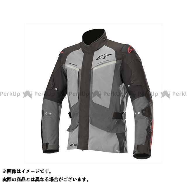 Alpinestars ジャケット ミラージュ ドライスター ジャケット(ブラック/ダークグレイ/ライトグレイ) サイズ:L Alpinestars