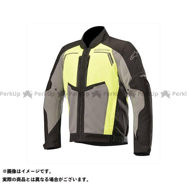 Alpinestars ジャケット ドゥランゴ エアー ジャケット(ブラック/ダークグレイ/イエローフロー) サイズ:L Alpinestars