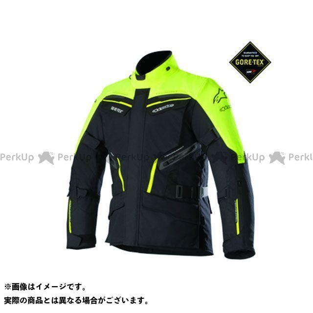送料無料 Alpinestars アルパインスターズ ジャケット パトロン ゴアテックス ジャケット(イエローフロー/ブラック) S