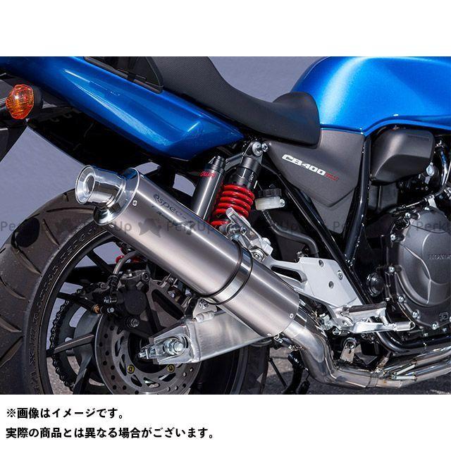 YAMAMOTO RACING CB400スーパーフォア(CB400SF) マフラー本体 18~CB400SF SPEC-A チタン4-1チタン ヤマモトレーシング