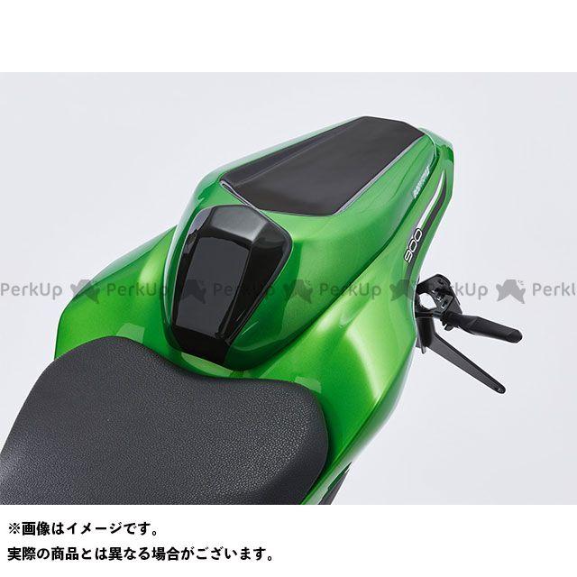 ボディースタイル Z900 カウル・エアロ シートカバー KAWASAKI Z900 2018 ブラック BODY STYLE