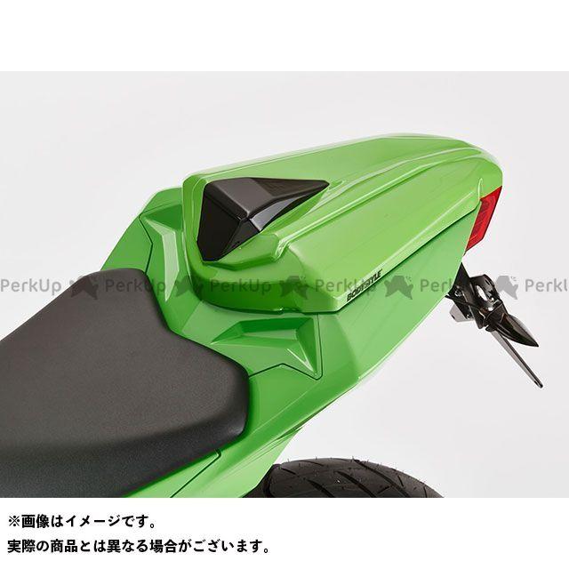 ボディースタイル ニンジャ300 Z300 カウル・エアロ シートカバー KAWASAKI Ninja 300 2016 / Z300 2015-2016 ブラック BODY STYLE