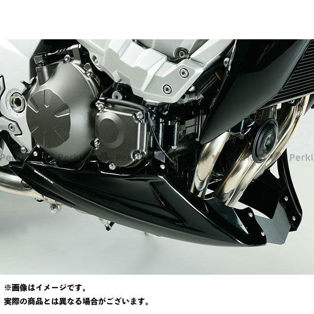ボディースタイル Z750 カウル・エアロ ベリーパン KAWASAKI Z750 2008-2008 オレンジ BODY STYLE