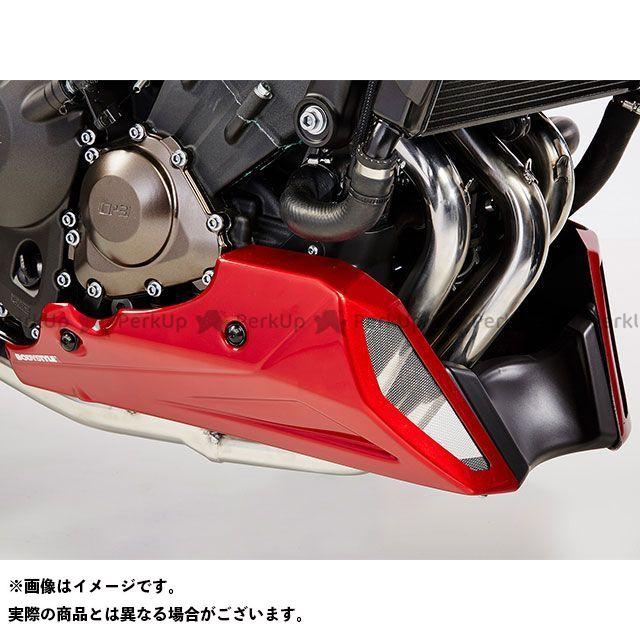 ボディースタイル MT-09 カウル・エアロ ベリーパン YAMAHA MT-09 2016 グレー/イエロー BODY STYLE